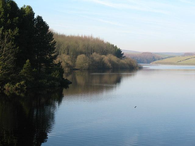 Thruscross Reservoir