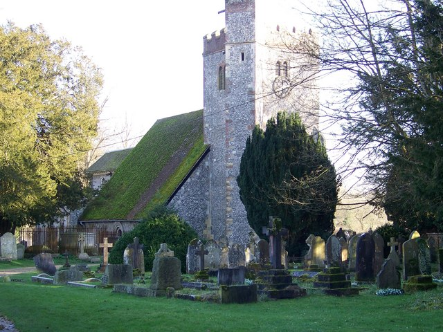 St Mary's Church, Droxford