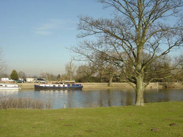 River Trent near Trent Lock