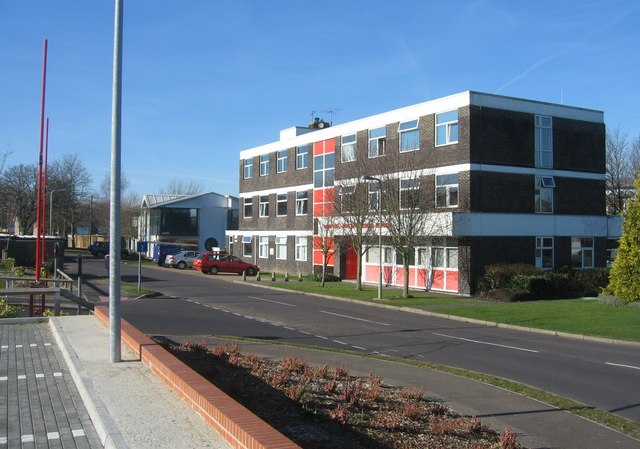 Fire Station offices & West Ham Close