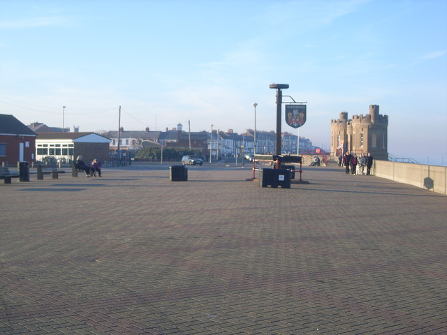 The Promenade at Withernsea