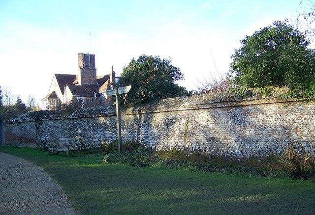 Wayfarers Walk, Droxford