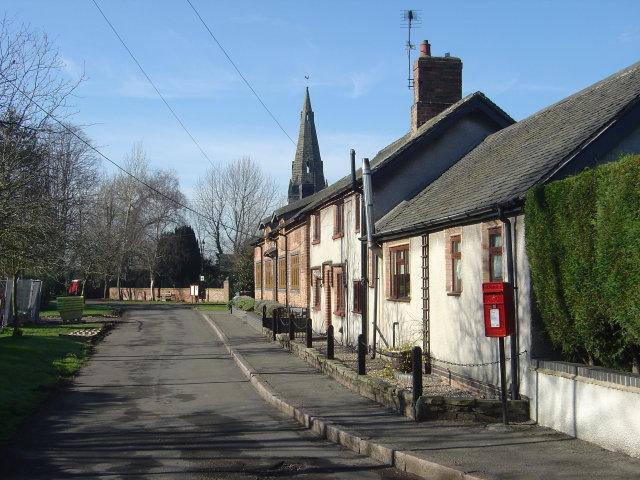Ratcliffe-on-Soar village
