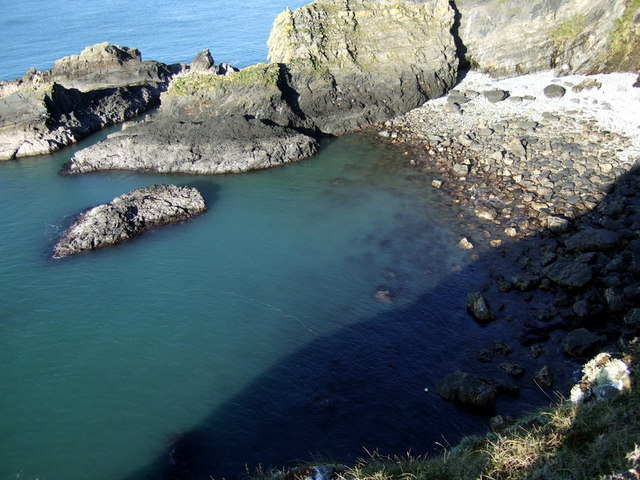 Inaccessible cove