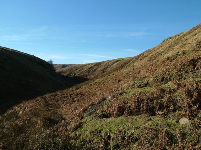 Upper Bollihope Beck