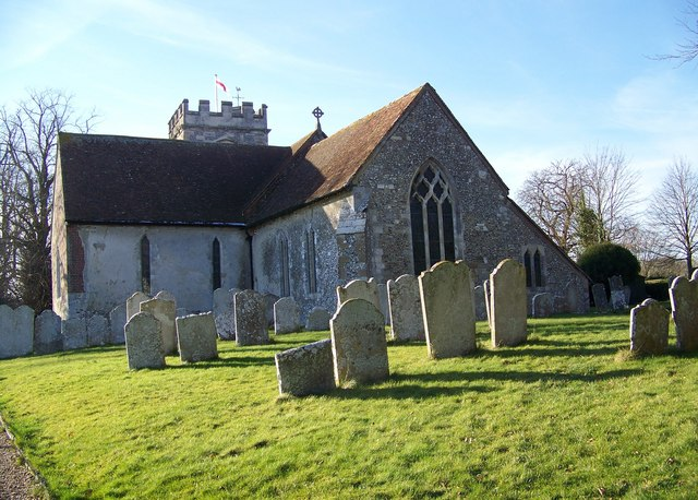 St Peter's Church, Soberton