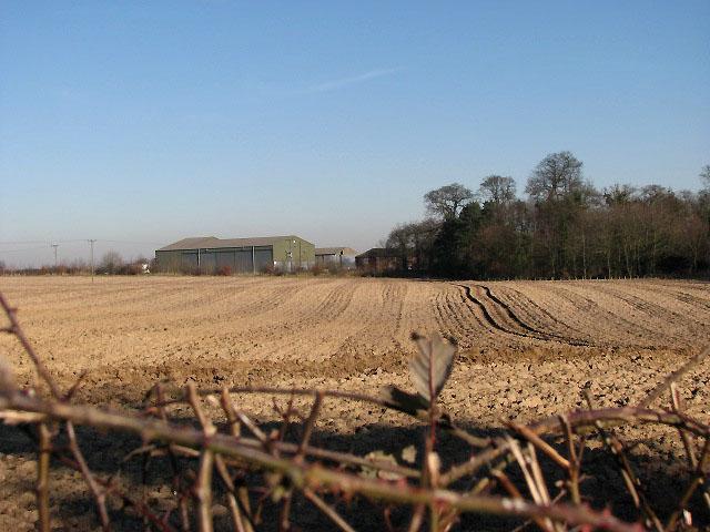 Agricultural sheds