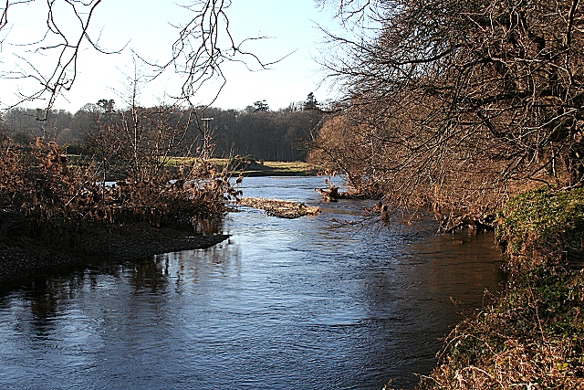 Backwater of the River Deveron