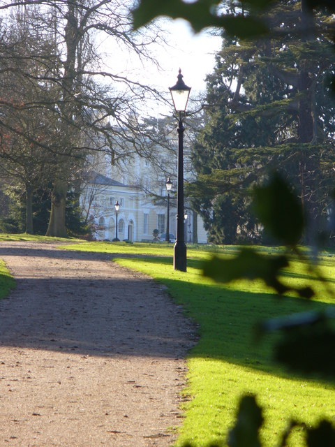 Norbury Park House