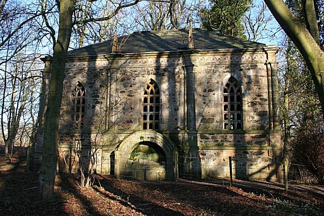 Duff House Mausoleum
