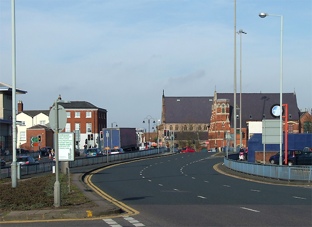 Birmingham Road, Wolverhampton