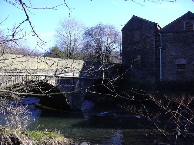 Bridge over the River Irwell