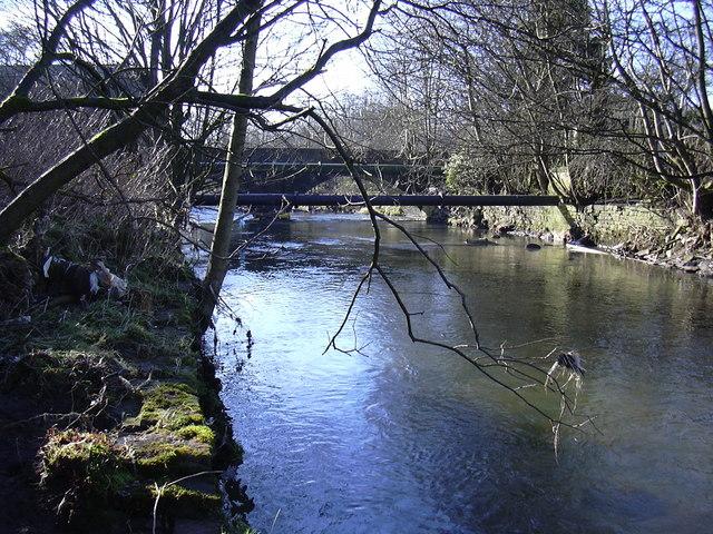 Bridge over The River Irwell