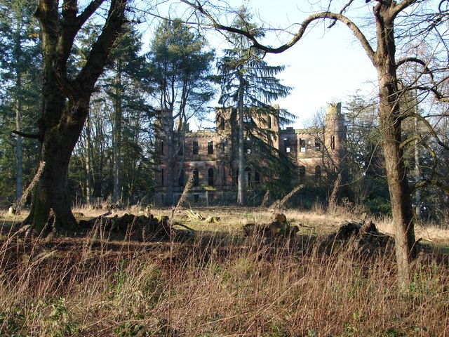 Gelston Castle