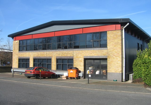 Modern Warehouse - West Ham Estate