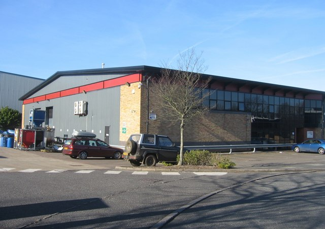 Warehouse - West Ham Estate