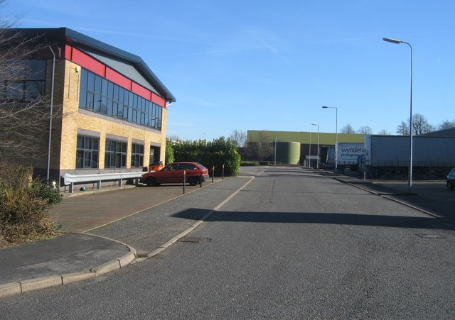 Grafton Way - West Ham Industrial Estate