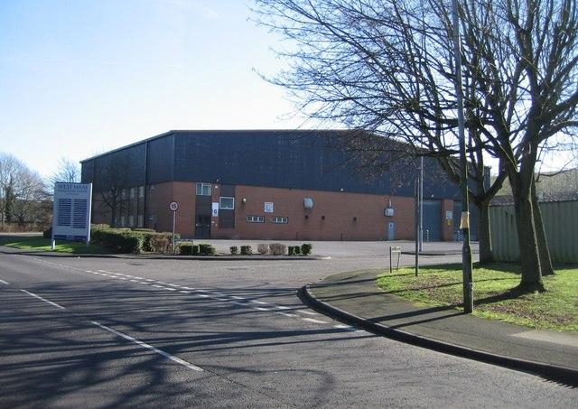 West Ham Industrial Estate