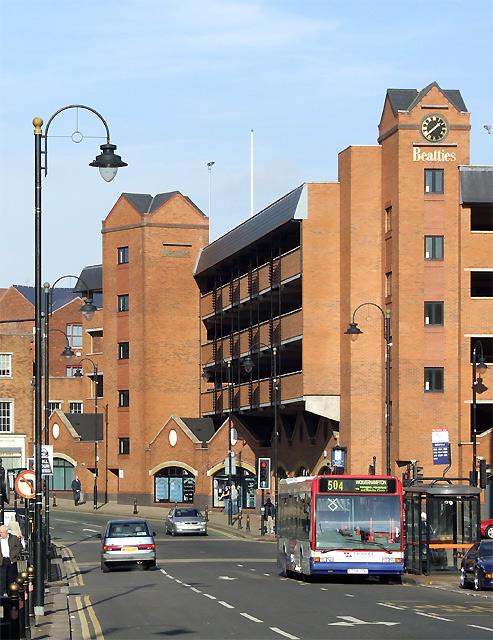 School Street, Wolverhampton