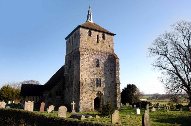 St. Mary Magdalene Church, Ruckinge, Kent