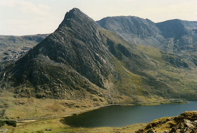 The north side of Tryfan