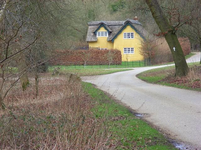 Cottage, Wellground Farm