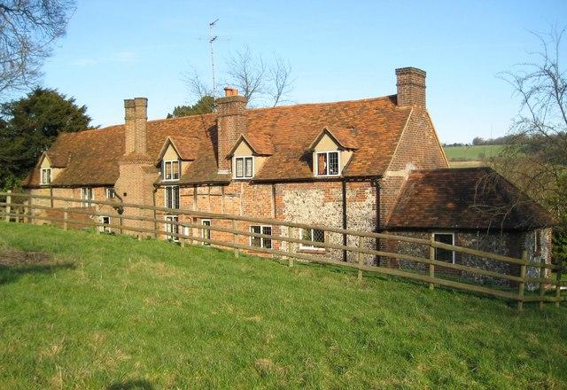 Hughenden Church House