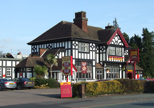The Newbridge, Tettenhall Road, Wolverhampton