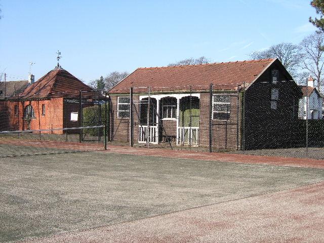 The Old Tennis Pavilion, Hoole Park