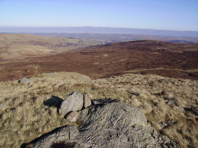 Summit, Great Saddle Crag