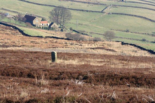 Boundary Stone, Upper Glaisdale