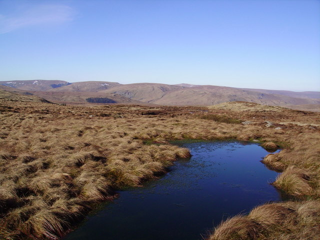 Tarn, Great Saddle Crag