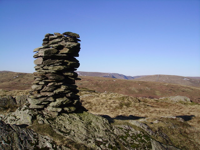 Cairn, Harrop Pike