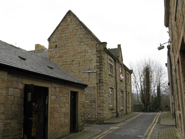 Calder Street, Padiham, Lancashire