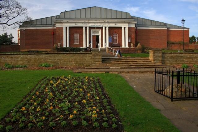 Pannett Park Museum and Art Gallery