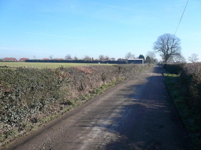 Slack Lane View
