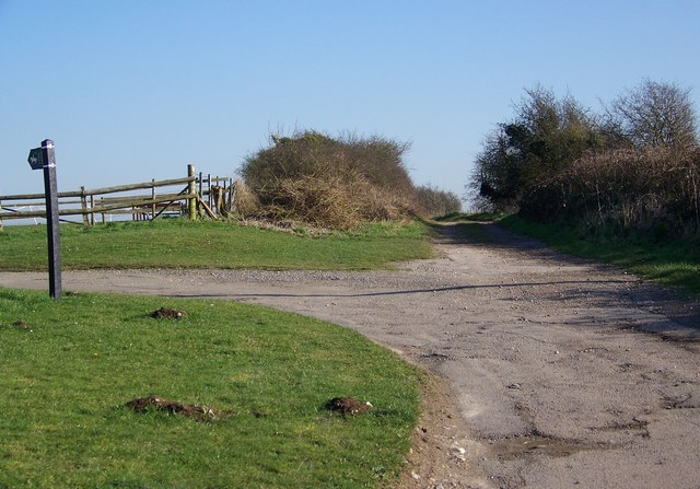 Bridleway to Pennings Farm