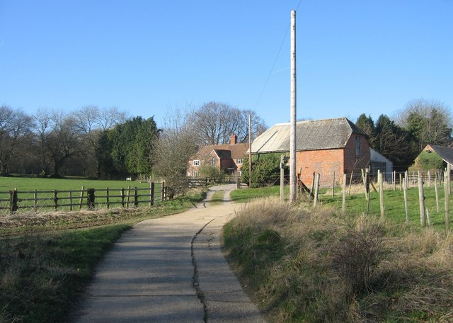 Worting Wood Farm