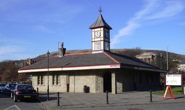 Railway Station, Bury Road