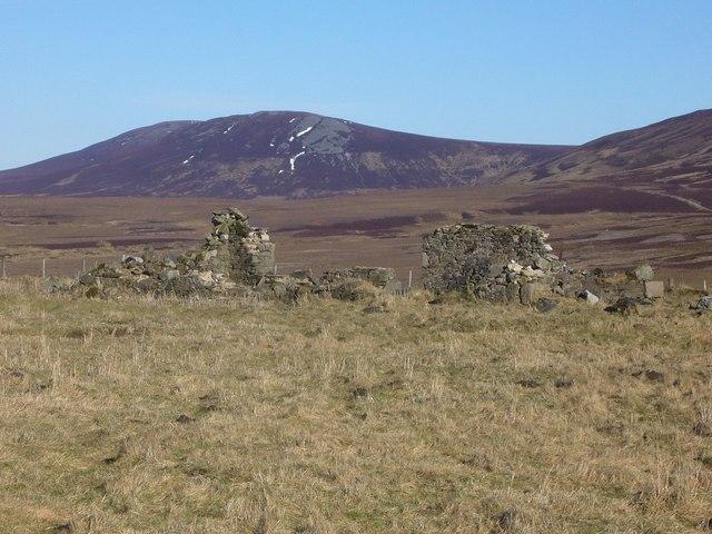 Ruin near Corry