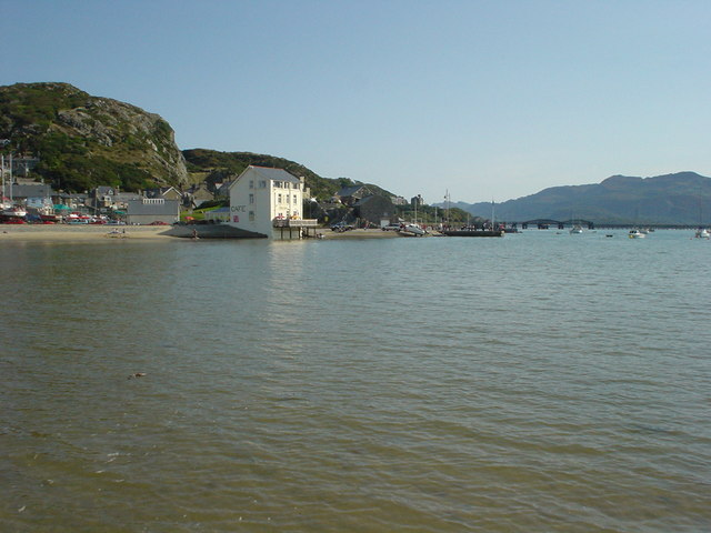 Bath house at high tide