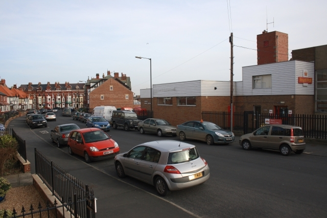 Postal Sorting Office, Crescent Avenue
