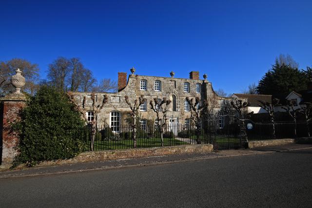 Netherhampton House