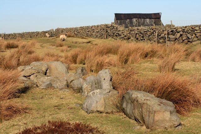 Pile of Stones, Hamer Moor
