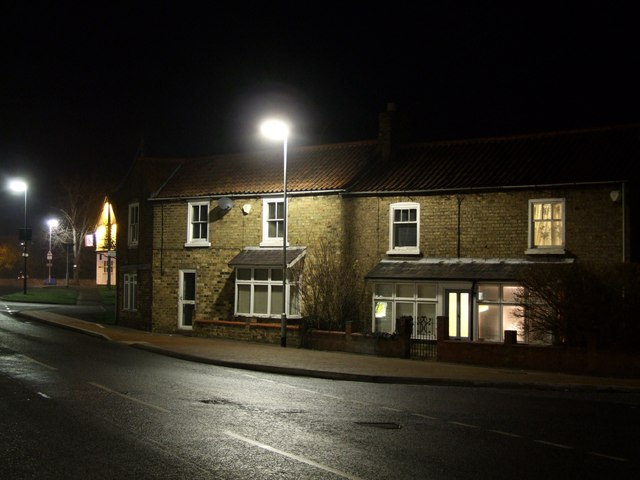 Houses, Bardney