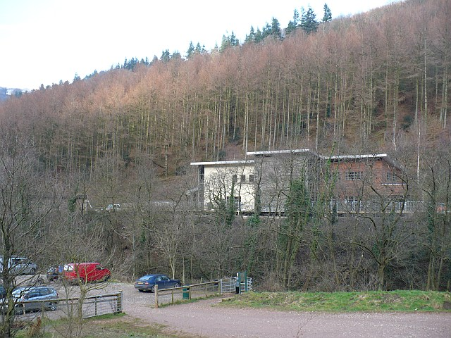 Cwmcarn Forest Drive visitor centre