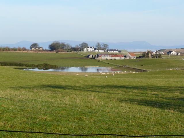 Farmland near Rockfield