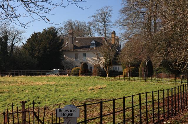 Berwick House - Berwick St James