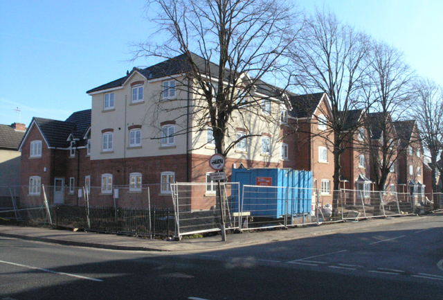 New Apartments, Oakland Avenue, Long Eaton