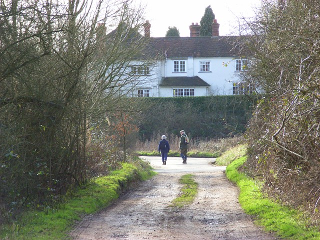 Bridleway, Northend